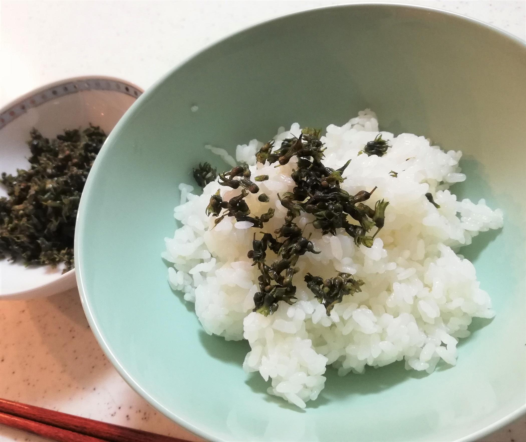 【しその実】醤油漬け 作り方を紹介 薬味、ご飯のお供に!